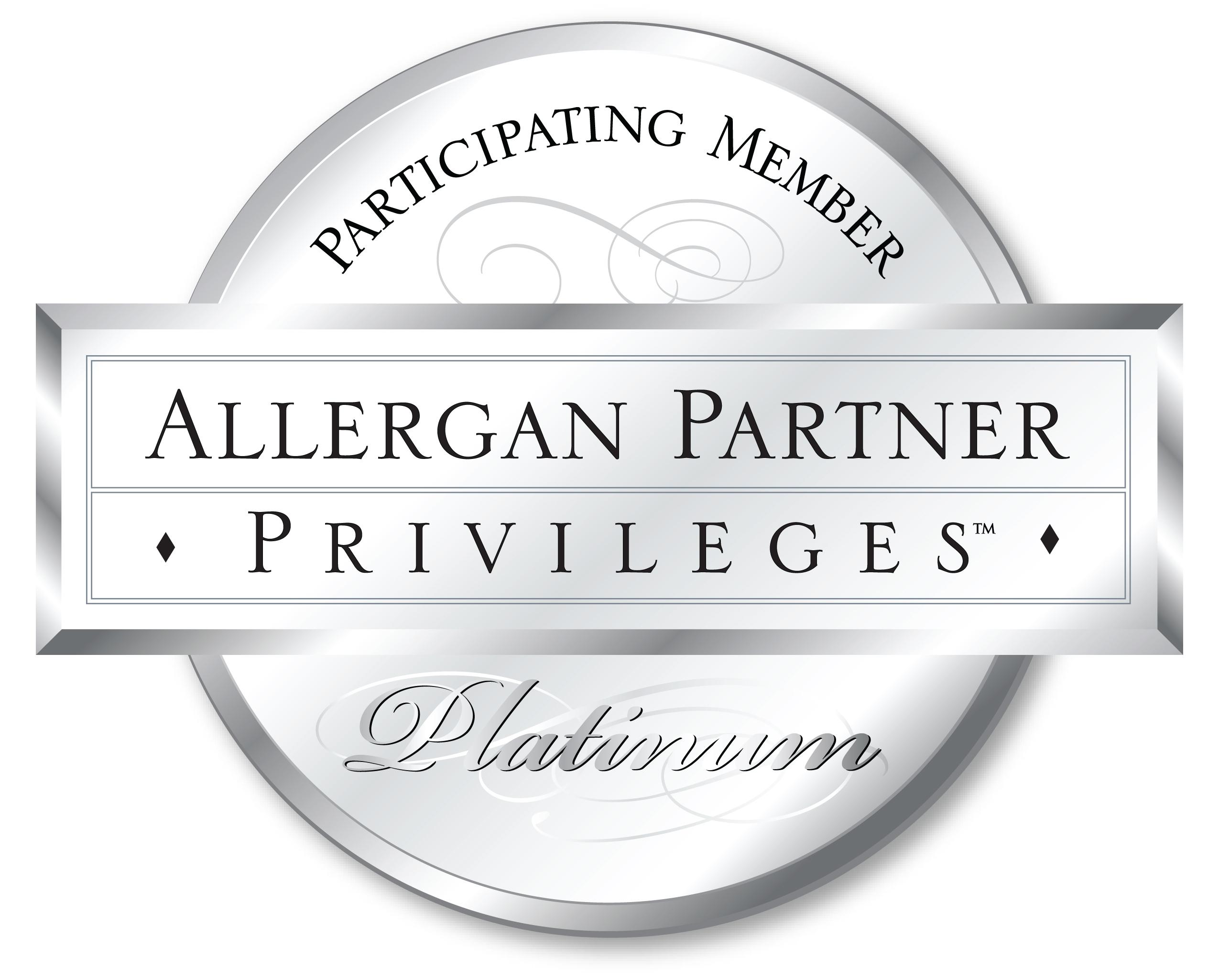 Allergan Platinum Partner
